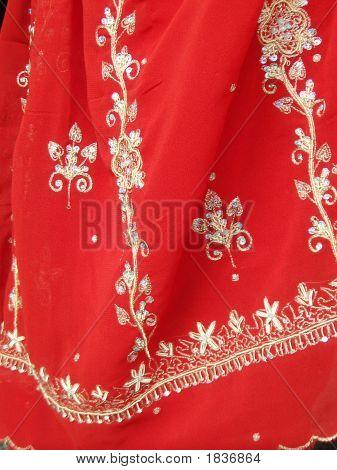 Sari - Indian Woman Wear
