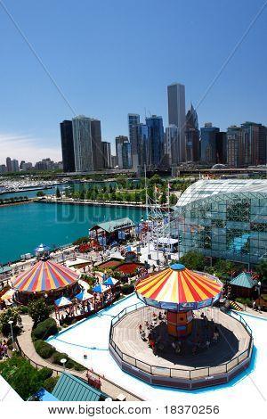 Chicago Navy Pier Summer Fest