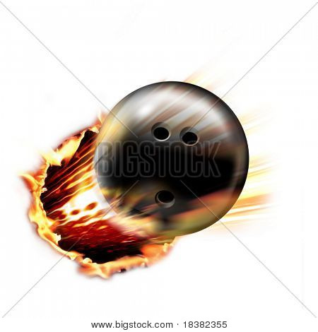 Dynamic Bowling Ball