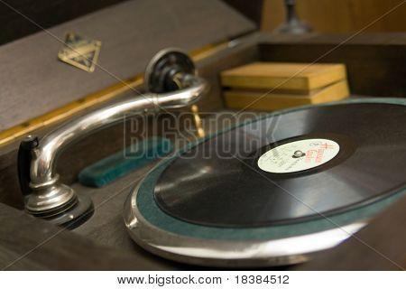 fonógrafo