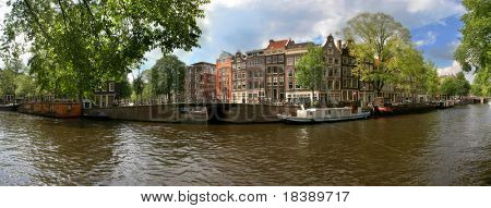 Amsterdam. Canal #3.