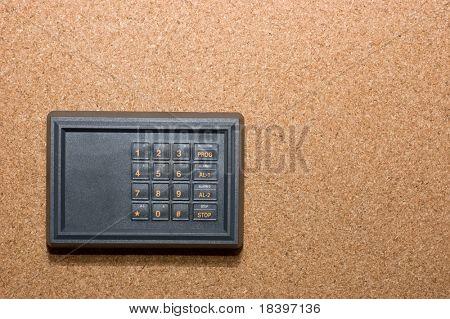 ALARM CONTROL BOX