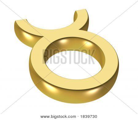 Taurus  Astrology Symbol