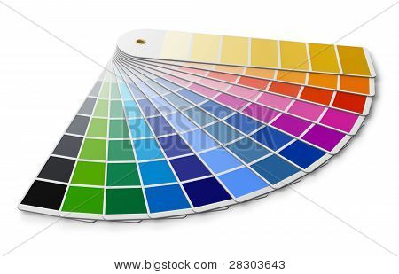 Guía de la paleta de color