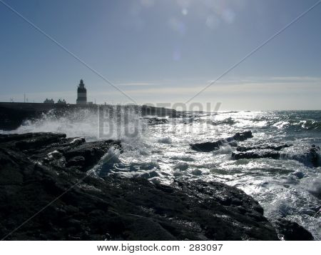 Waves At Hook Head