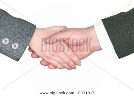 Handshake _Isolated