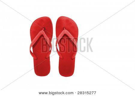 red sandls