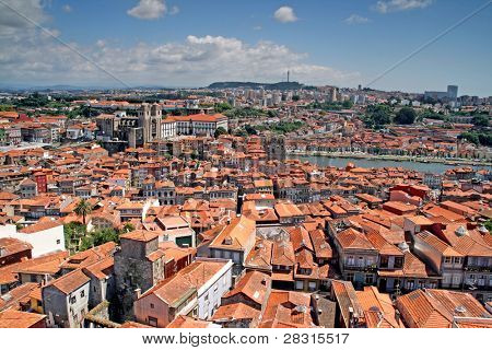 Oporto view