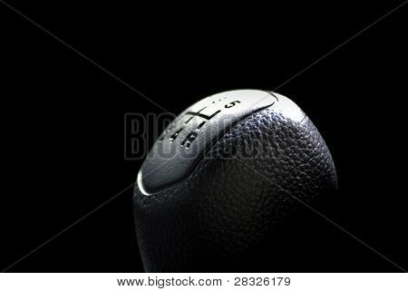 The Gear knob