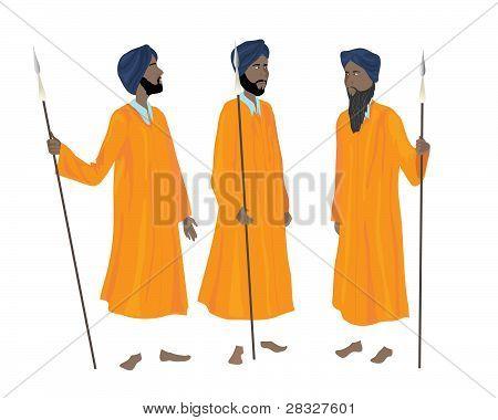 Golden Temple Guards