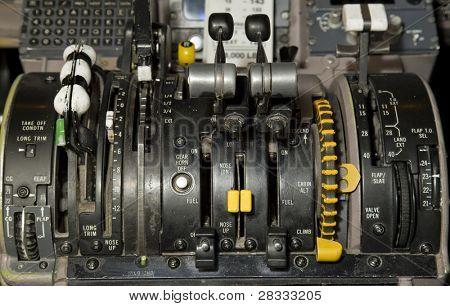 Aircraft center counsel