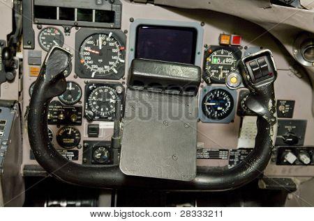 Aircraft  colum