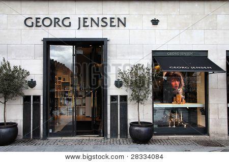 Dänemark Georg Jensen