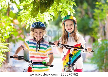 Kids On Bike Children On