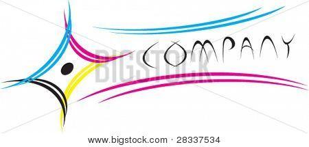 CMYK design