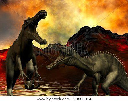 Dinosaur doomsday
