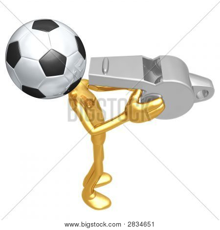 Soccer Football Whistle
