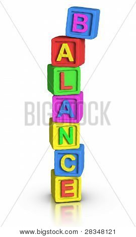 Play Blocks : Balance