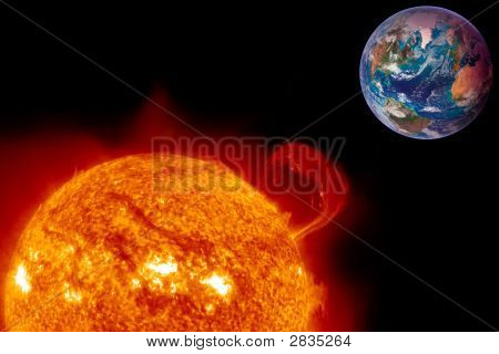 Global Warming Crisis.