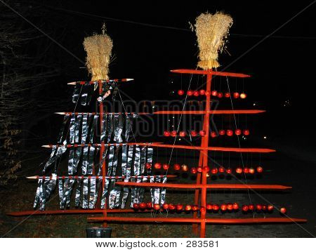 Swedish Christmas Outdoor Decoration