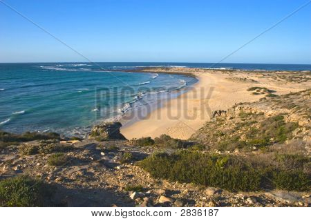 Arniston Coastline