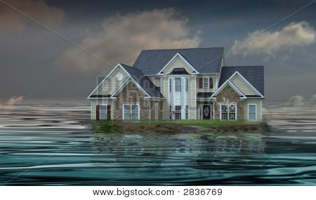Mortgage Sinking In Debt