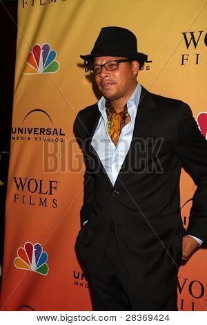 LOS ANGELES - SEP 27: Terrence Howard at the