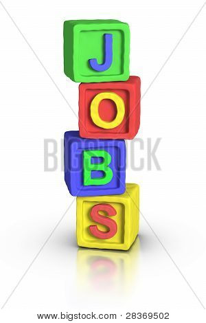 Play Blocks : Jobs