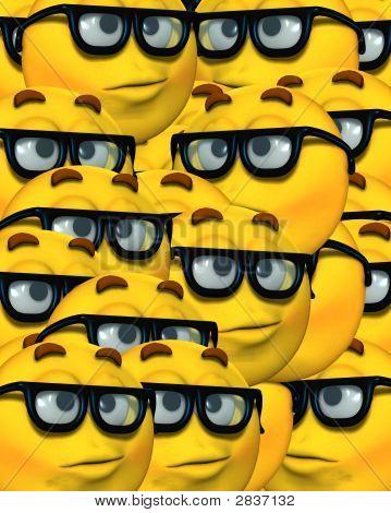 Geek Background