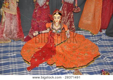Rajasthani Puppet Dance