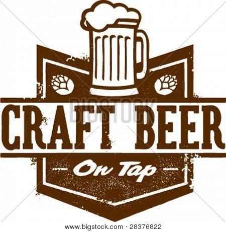 Cerveza artesanal de barril