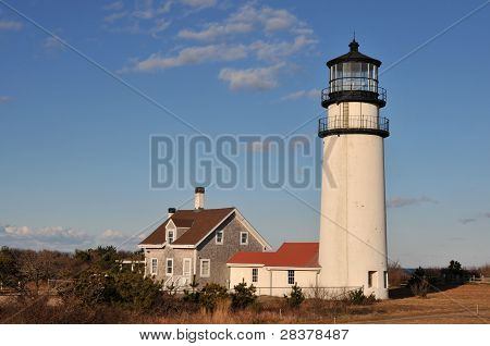 Highland (cape Cod) Light