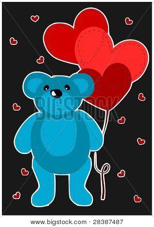 Teddy Bear Vektor