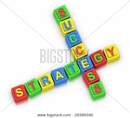 Crossword Puzzle : Strategy Success