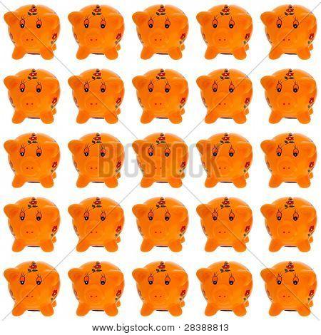 Pigy bank background 16 Mega Pixels