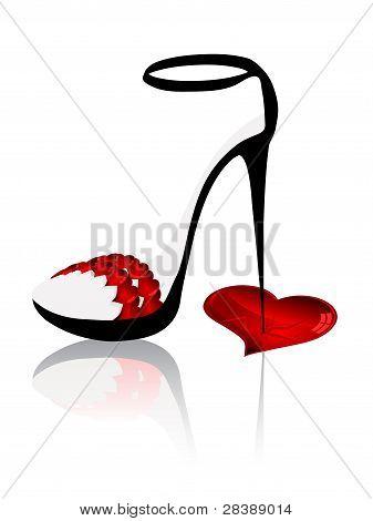Valentine Shoe