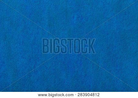 Navy Blue Matte Background Of