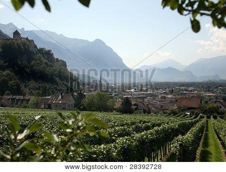 Europe Liechtenstein