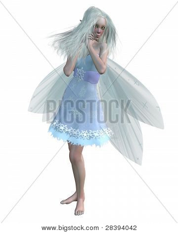 Cold Winter Fairy