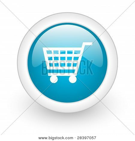 shopping web button