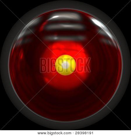 Hal's eye
