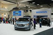 International Auto Show - Honda