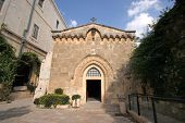 Jerusalem-Franciscan Chapel of the Flagellation
