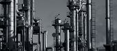picture of duplex  - oil and gas refinery - JPG