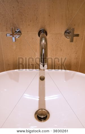 Tap And Basin In Luxury Development