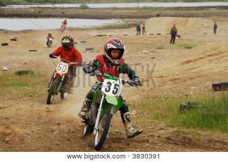 Motorcycle Sport For Children