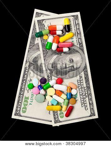 Dinero para la medicina