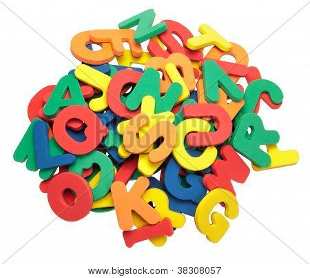 Colorful Abcs