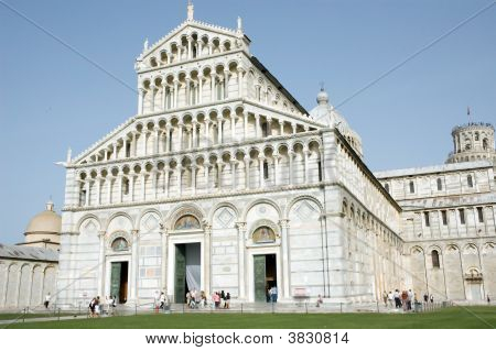 Cathedral Duomo Florence Italy Facade Tuscany