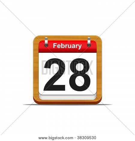 28. Februar.
